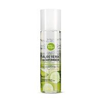 Nước tẩy trang lô hội dưa leo Baby Bright Aloe Vera & Cucumber Make up Cleansing Essence 100ml
