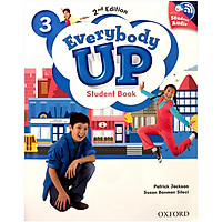 Everybody Up 2E 3: Student Book With Cd Pack