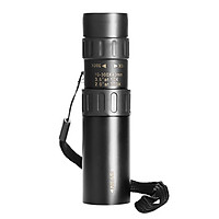 10-300X40mm Monocular Telescope with Smartphone Holder Tripod for Bird Watching Hunting Camping Hiking Travelling