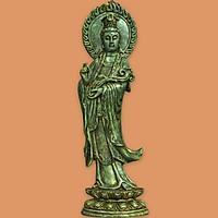 Tượng Phật Quan Âm đứng -PH022
