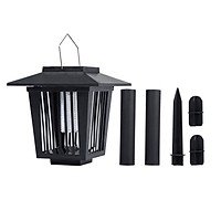 LED Solar Energy Pest Products Mosquitoes Pests Reject Control Lights Lamps Killer Repellents Repellers Home Garden Supplies