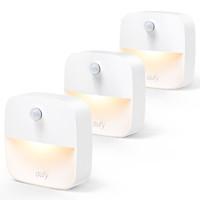 Bộ 3 Đèn Eufy Lumi Stick-On Night Light, 0.1W - T1301