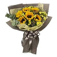 Bó hoa tươi - Ánh Nắng Của Anh 3929