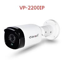 Vantech Camera 3.0MP Supper Starlight Bullet VP-2200IP-Hàng chính hãng