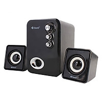 Bộ Loa Vi Tính 2.1 Mini Speaker Kisonli U2100 - HÀNG CHÍNH HÃNG