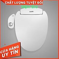 Nắp bồn cầu thông minh LUVA BIDET LB203, Chính Hãng, Linh Kiện Nhập Khẩu 100% Hàn Quốc