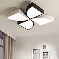 Đèn trần - đèn ốp trần - đèn led mâm 4 cánh 4 màu MY COLOR cao cấp đẹp mắt nhất
