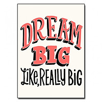 Sticker decal dán tường - DREAM 3