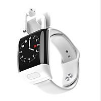 Đồng Hồ AMA Watch G36 có gắn Tai nghe Bluetooth 5.0 Thời trang Tiện lợi Nhắc nhở thông báo Theo dõi sức khỏe Kết hợp Nghe nhạc Đỉnh cao Hàng nhập khẩu