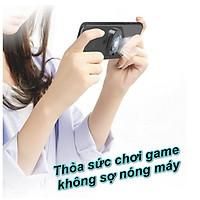 Quạt tản nhiệt chơi Game chống rơicho điện thoại máy tính bảng