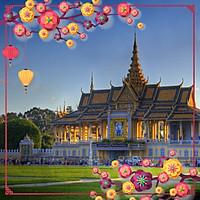 Tour Campuchia 4N3Đ: Siem Reap - Angkor Wat - PhnomPenh, Khởi Hành Thứ 5 Hàng Tuần & Tết Âm Lịch 2020