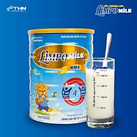 LIMPO KIDS   900g   Sữa bột dinh dưỡng dành cho trẻ từ 1-10 tuổi giúp tăng chiều cao, phát triển trí não, tăng sức đề kháng, cải thiện đường ruột, giảm táo bón