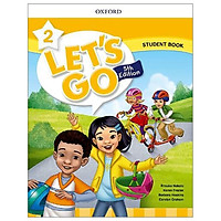 Let's Go: Level 2: Student's Book 5th Edition With CD Pack