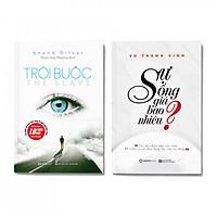 Combo 2 cuốn: Trói buộc + Sự sống đáng giá bao nhiêu