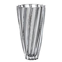 Lọ Hoa Pha Lê Crystalite Bohemia Bom Vặn Sóng 99T43 30.5cm