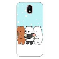 Ốp lưng dẻo cho Samsung Galaxy J3 Pro_Panda 03
