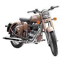 Xe Motor Royal Enfield Classic 500 EFI - Vàng cát