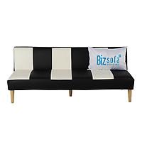 Ghế Sofa Giường _BizSofa Bed _MLF-280_168x70x70 cm_Phối sọc