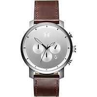 Đồng hồ Nam MVMT Dây Da - D-MC01-SBRL