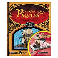 The Great Books of Pirates (Augmented reality) - Sách 3D