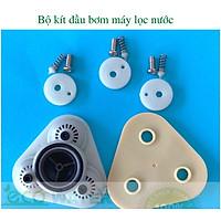 Bộ kít đầu bơm máy lọc nước - Màng bơm 24v - Kb001