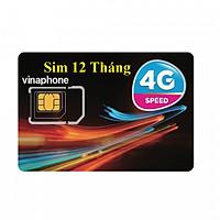 Sim 4G Vinaphone VD89 Nghe Gọi Tặng 720GB  Trọn Gói 1 Năm - Miển phí cuộc gọi 1 Năm - Hàng Chính Hãng