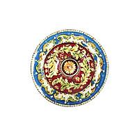 Dĩa sứ Oberon Blue 28cm Moriitalia -41110