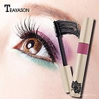 (Hàng Mới Về) Mascara Teayason 3d Màu Đen Làm Dài Mi Chống Nước