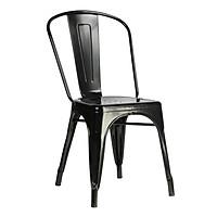 Ghế Ăn Thời Trang Phong Cách Hiện Đại Xu Hướng Toàn Cầu - Hàng Nhập Khẩu - 100% Thép, dùng trong nhà và ngoài trời