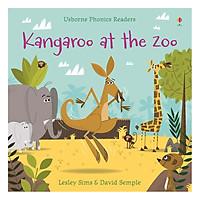 Usborne Kangaroo at the Zoo