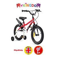 Xe Đạp Trẻ Em Royal Baby Chipmunk Size 18 Màu Đỏ CM18-1/RED Cho Bé Từ 5-7 Tuổi