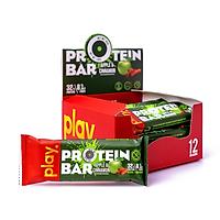 Hộp 12 Thanh Protein PLAY Vị Táo Và Quế