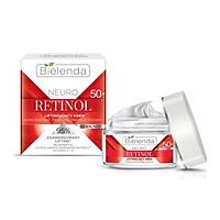Kem dưỡng ẩm chống lão hóa Bielenda Neuro Retinol Advanced Hydrating Moisturizer Day/Night 50+ - 50ml