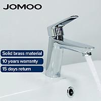 Vòi nóng lạnh Đồng mạ Chrome 【JOMOO】32348-484/1C-Z (Trắng bạc)