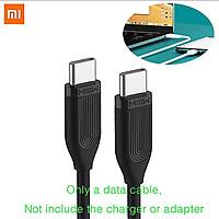 Cáp sạc nhanh Xiaomi Ecological Chain MIIIW, USB C sang USB Loại C PD Dây dài 1,2M Cáp USB-C Type-c cho Mi10 Pro Samsung S20 Macbook iPad