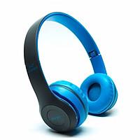 Tai Nghe không dây bắt Bluetooth P47 Có Khe Cắm Thẻ Nhớ(giao màu ngẫu nhiên)  - hàng chính hãng