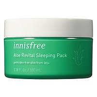 Mặt Nạ Ngủ Dưỡng Ẩm Nha Đam Innisfree Aloe Revital Sleeping Pack 100ml - 131170176