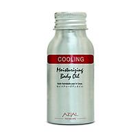 Dầu Massage Dưỡng Ẩm 100% Thiên Nhiên Tinh Dầu Chanh Và Bạc Hà AZIAL Moisturizing Body Oil Cooling