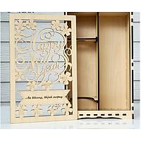 Hộp quà gỗ hộp quà tặng dịp lễ tết đẹp sang trọng thiết kế theo yêu cầu quà tặng ý nghĩa