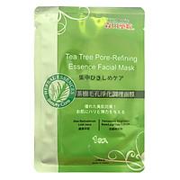 Mặt Nạ Làm Dịu Da Chiết Xuất Tràm Trà Dr.Morita Tea Tree Pore-Refining Essence Facial Mask