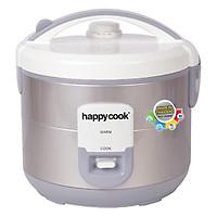 Nồi cơm điện nắp gài Happy Cook HCJ-220T3D (2.2L) - Hàng chính hãng