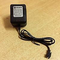 Củ sạc điện áp 7.2V 250mA chân cắm Jack SM-2P càng cua đen