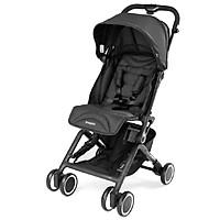 Xe đẩy cao cấp aluminium siêu bền và nhẹ gập gọn xe nôi cho bé sơ sinh Poppin - Mastela: Bao gồm túi - áo che mưa - màn