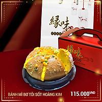 [Chỉ giao HN] Bánh Mì Bơ Tỏi Sốt Hoàng Kim