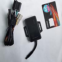 Định vị xe máy tắt mở máy từ xa cắm Jack cho xe SH 2020 - Tặng sim 3G