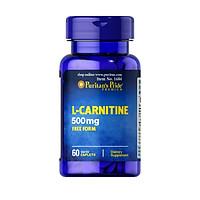 Thực phẩm bảo vệ sức L-Carnitine 500 mg