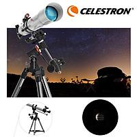 CELESTRON Astronomical Telescope 80EQ PRO Multi-layer Coating HD Zoom Refractive Astronomical Telescope 80mm Caliber