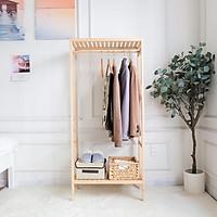 Kệ Treo Quần Áo Shelf Hanger-big size AN