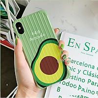 Ốp lưng Vali hình trái cây Dành cho iphone 6,6s,6 plus,6s plus,6s plus,7,8,7 plus,8 plus,X,XS,XR,XS Max