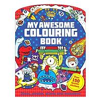 Sách tô màu My Awesome Colouring Book